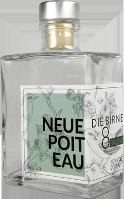 Flasche Neue Poiteau