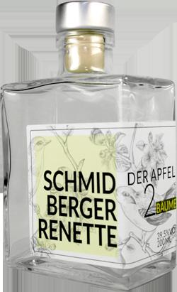 Flasche Schmidberger Renette