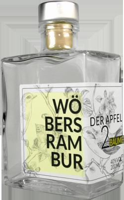 Flasche Wöbers Rambur